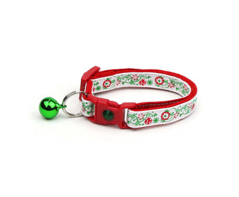 Ornaments and Snow Cat Collar