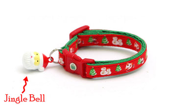Festive Friends Cat Collar