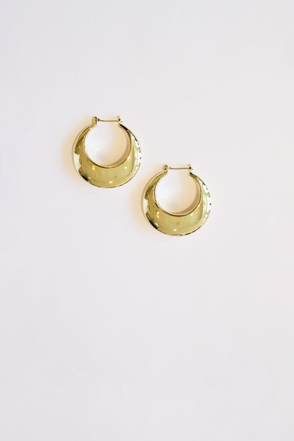 Amie Hoop Earrings