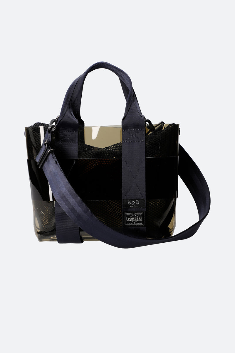Black-Mini Tote-Front View 1