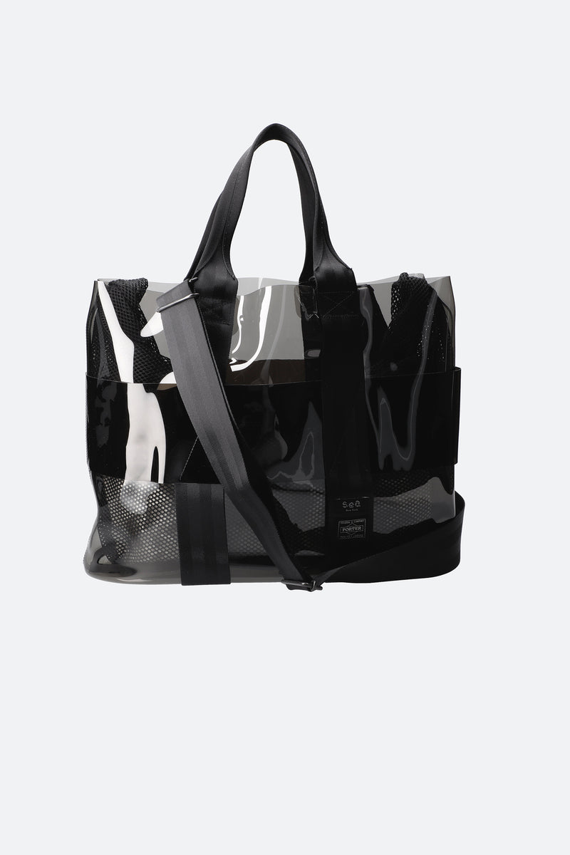 Gray-Monica Tote-Front View 1