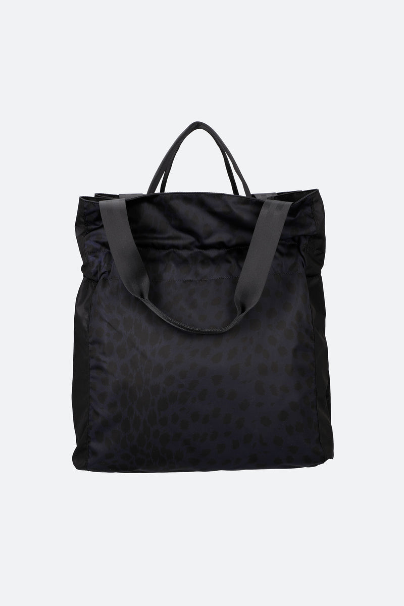 Leopard-Mainichi Tote-Back View 2