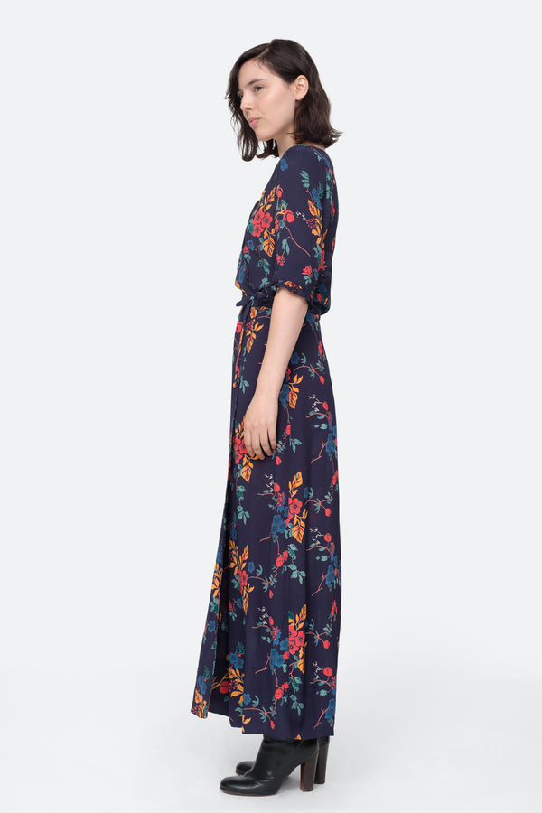 Mari Wrap Dress