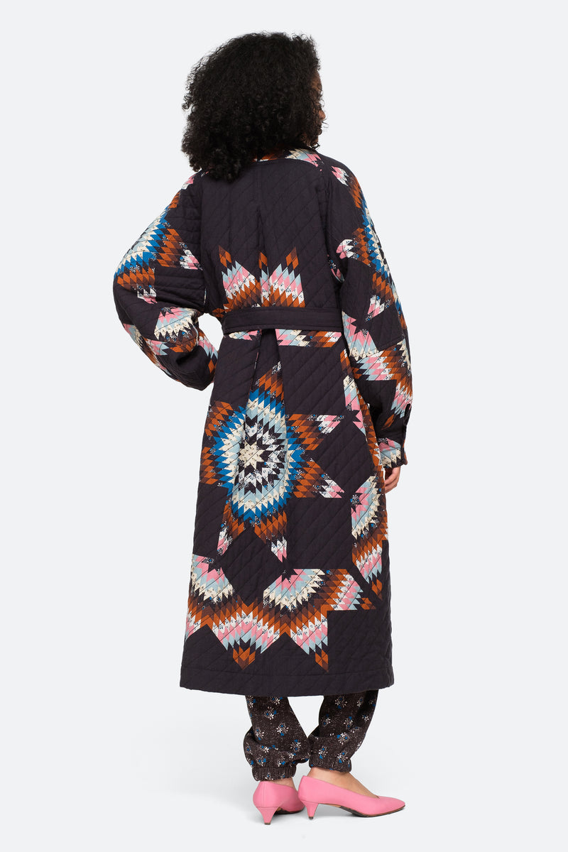 Multi-Lindstrom Coat-Back View 2