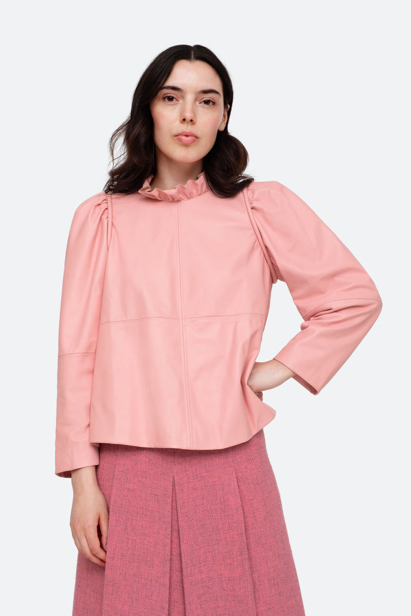 Pink-Lora Top-Front View 1