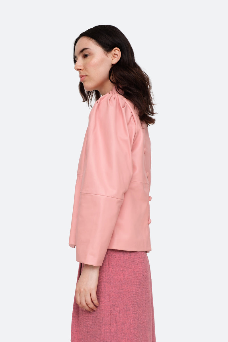 Pink-Lora Top-Side View 3