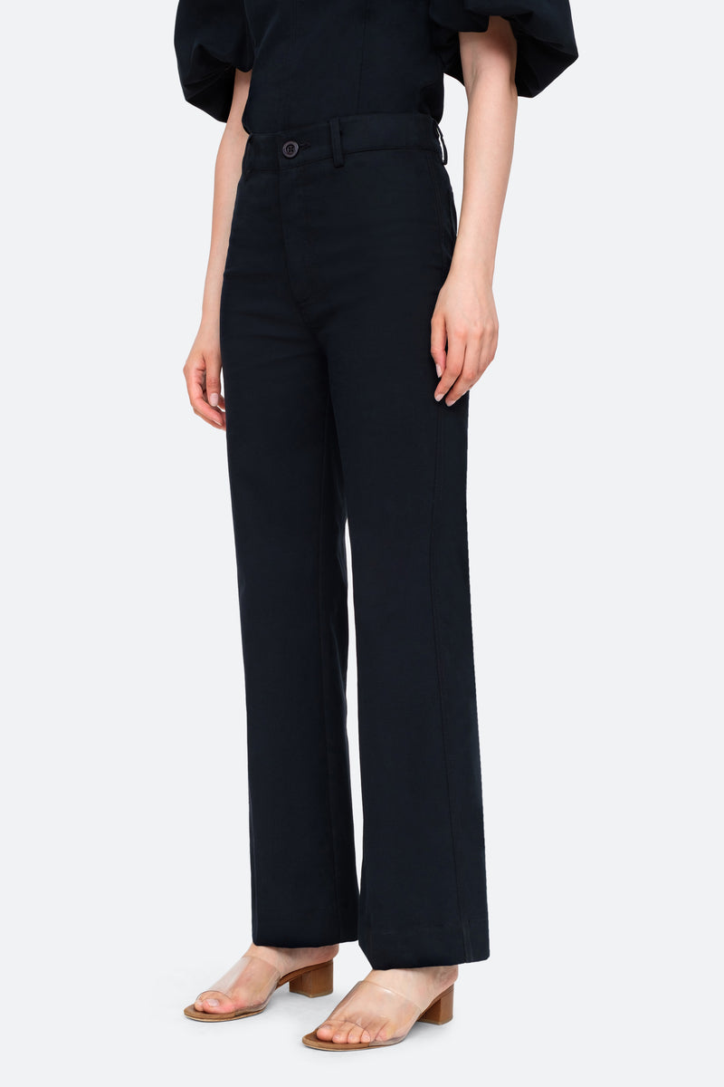 Black-Marianne Pants-Side View 4