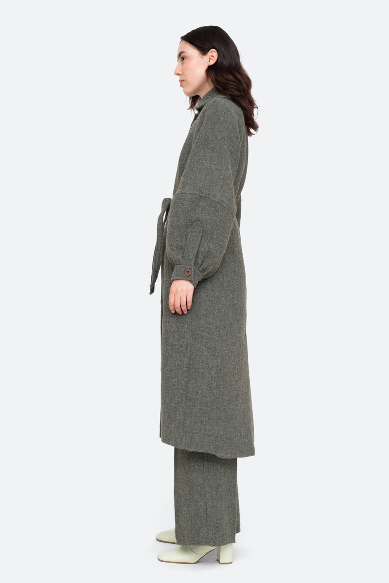 Smoked-Rizzo Coat-Side View 7