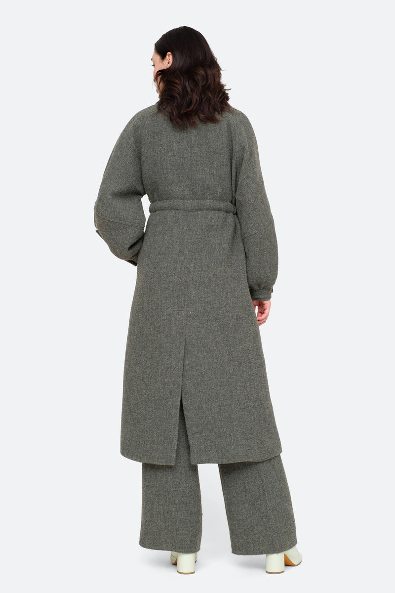 Smoked-Rizzo Coat-Back View 6