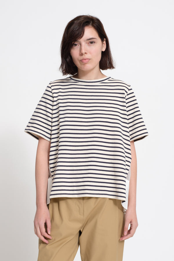 Cream Stripe