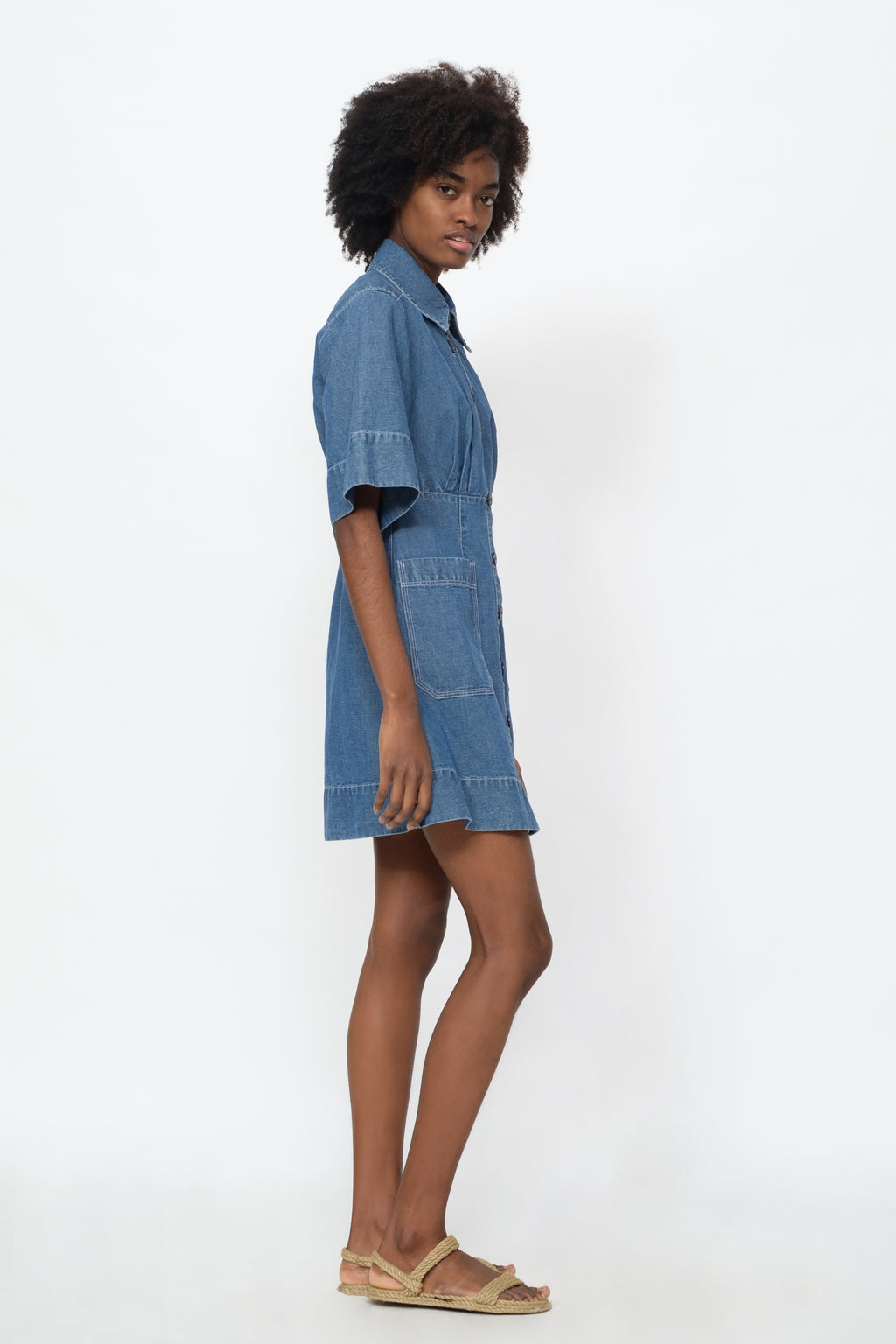 Sienna Shirt Dress