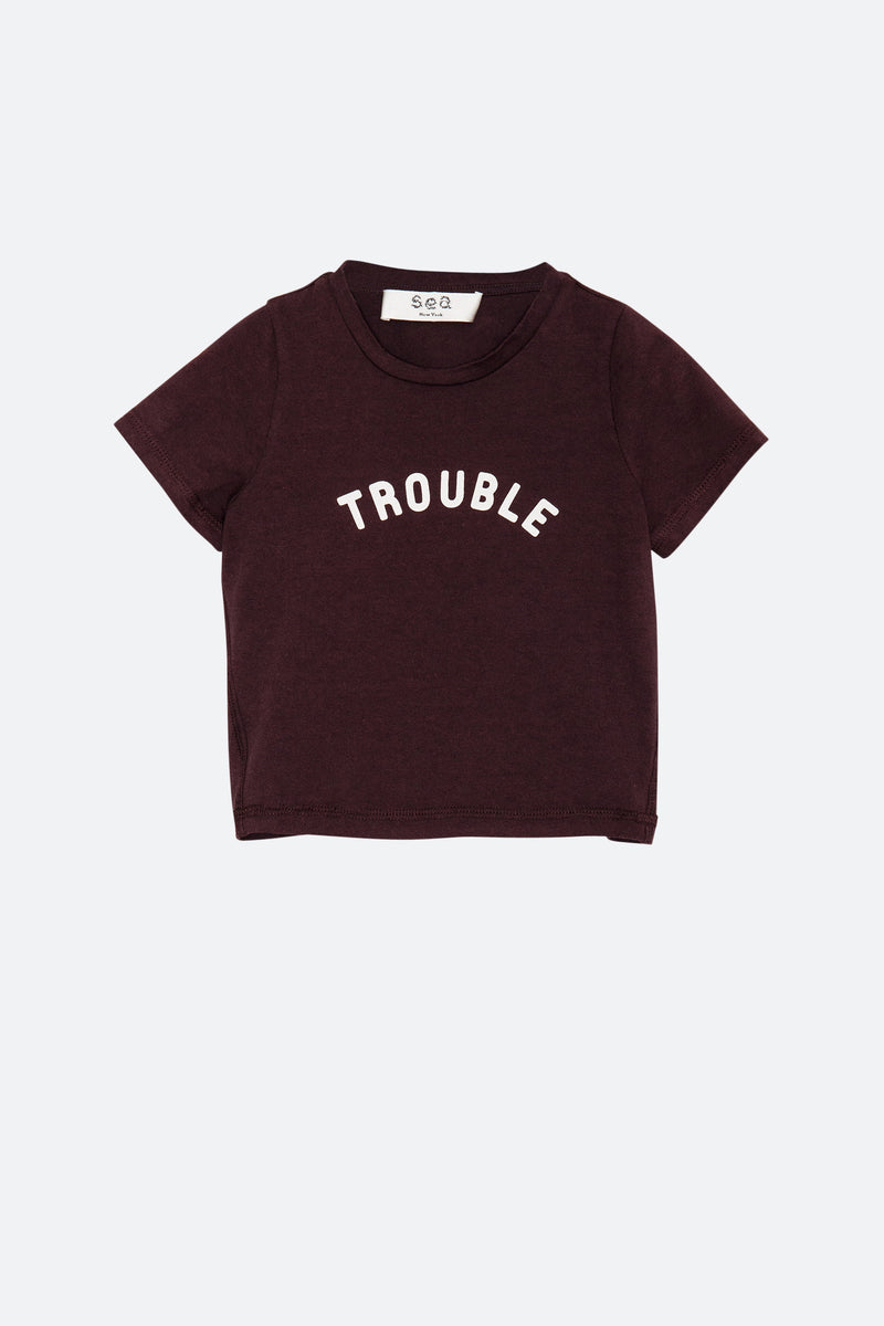 Fig-Trouble T-Shirt-Front View 2