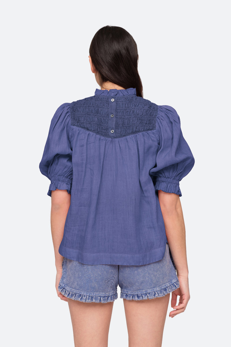 Lapis-Yara Top-Back View 8