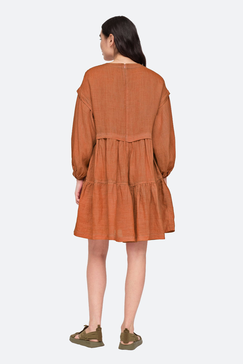 Redwood - Yara Dress Back View 3