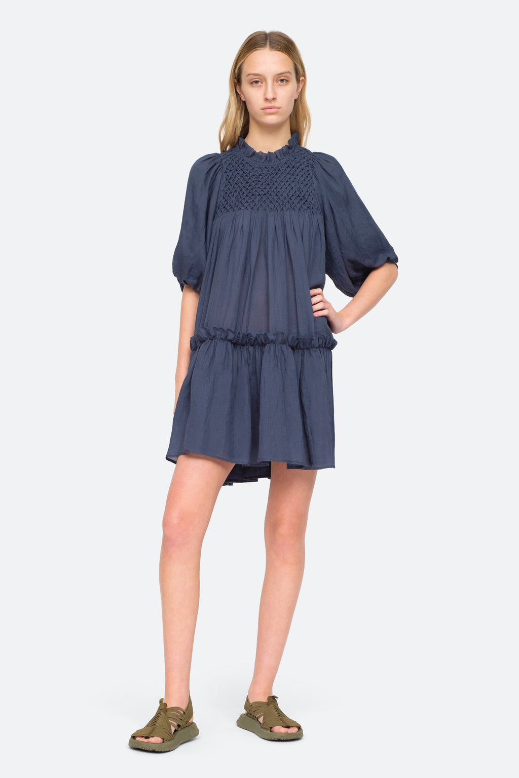 Ditsy Mix Dress