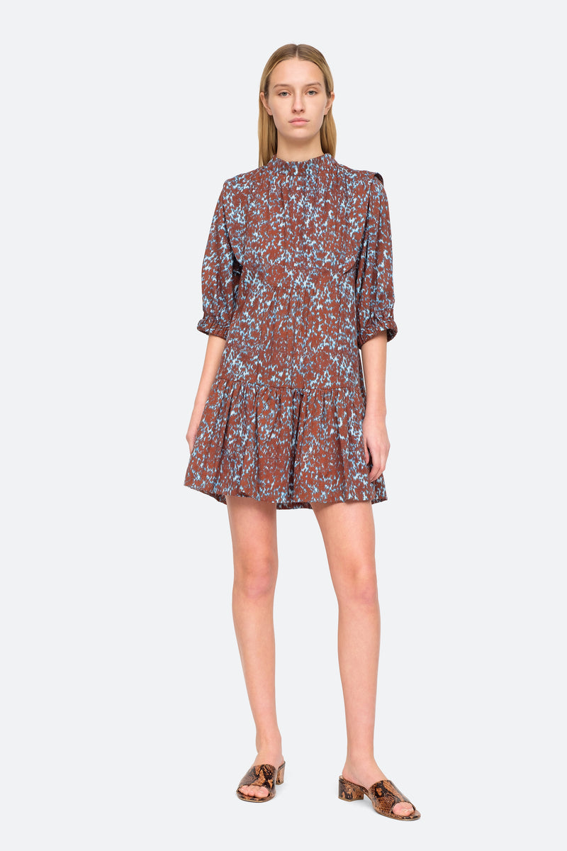 Sienna - Celine Tunic Front View 1