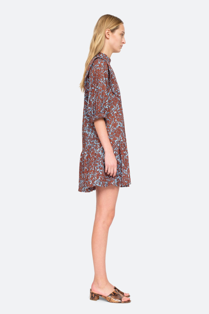Sienna - Celine Tunic Side View 3