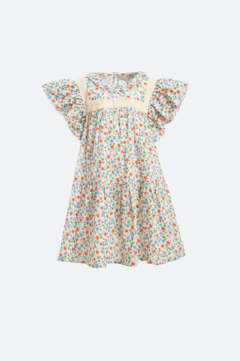Multi-Bubbie Kids Tunic-Flat View 1