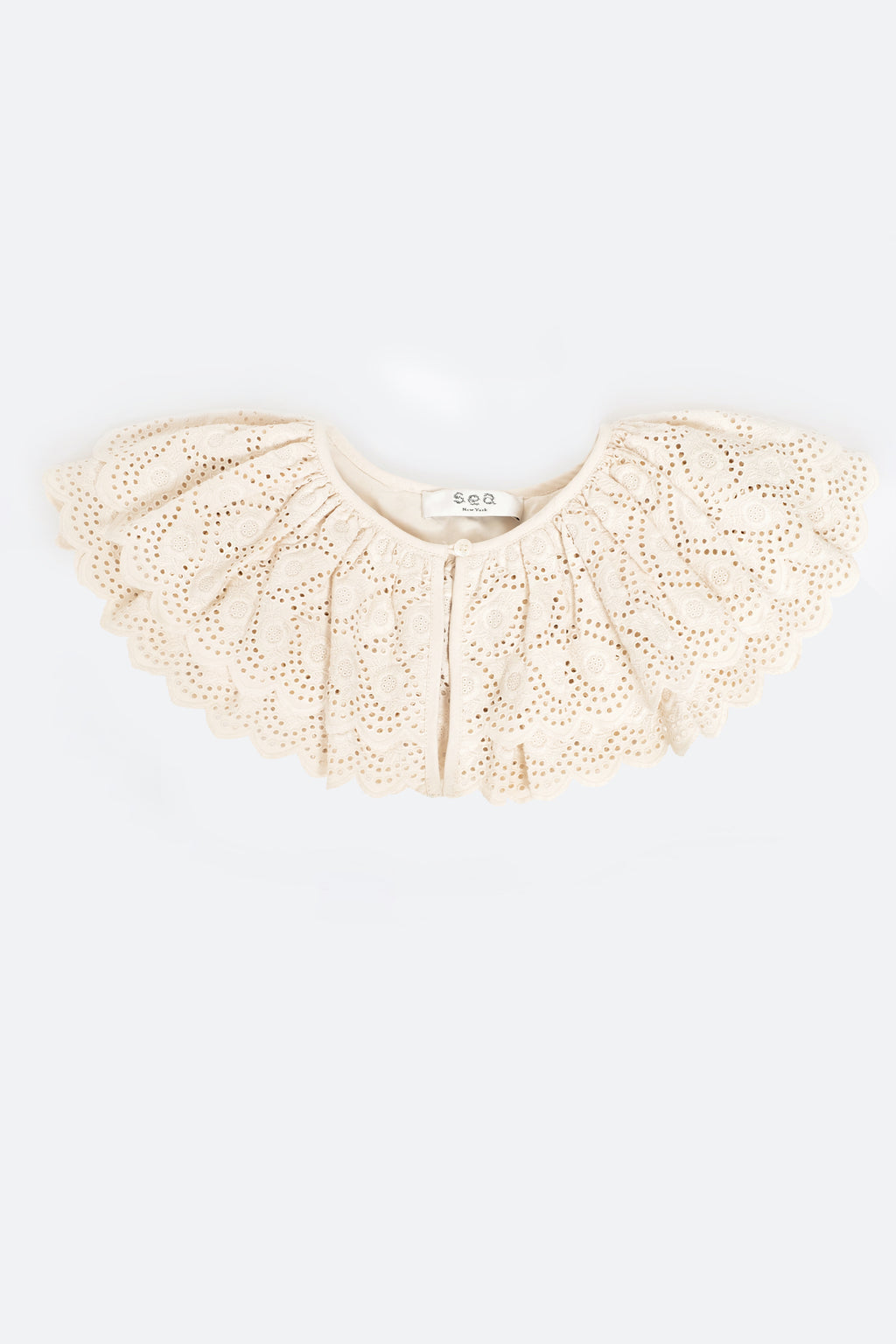 Pleated Collar