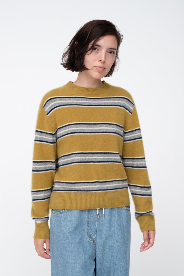 Salene Stripe Sweater