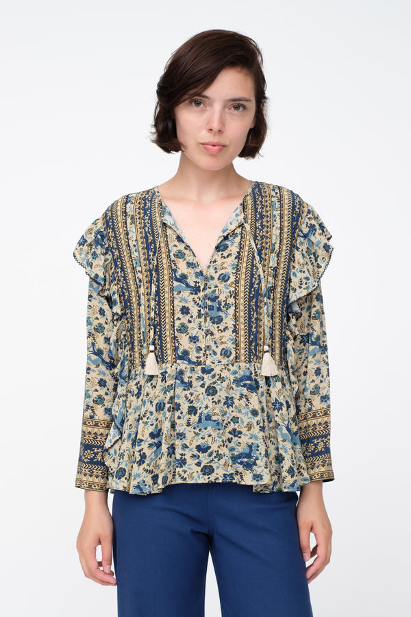Doe Blouse
