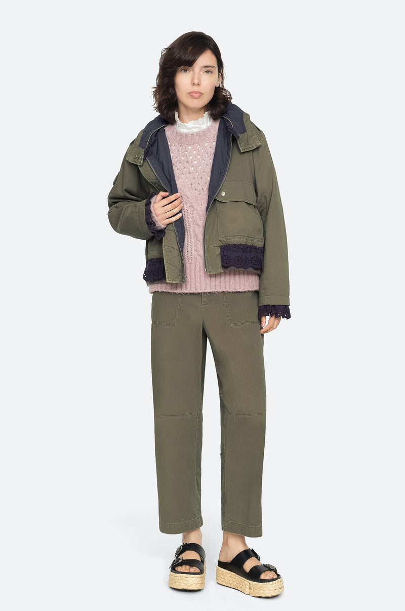 Army - Adalene Jacket Full Body View 5