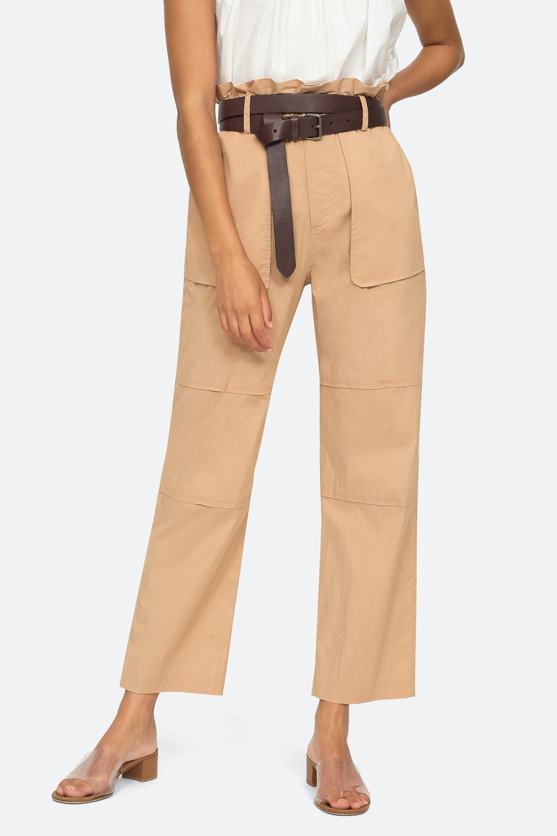 Khaki - Scott Pant Front View 1
