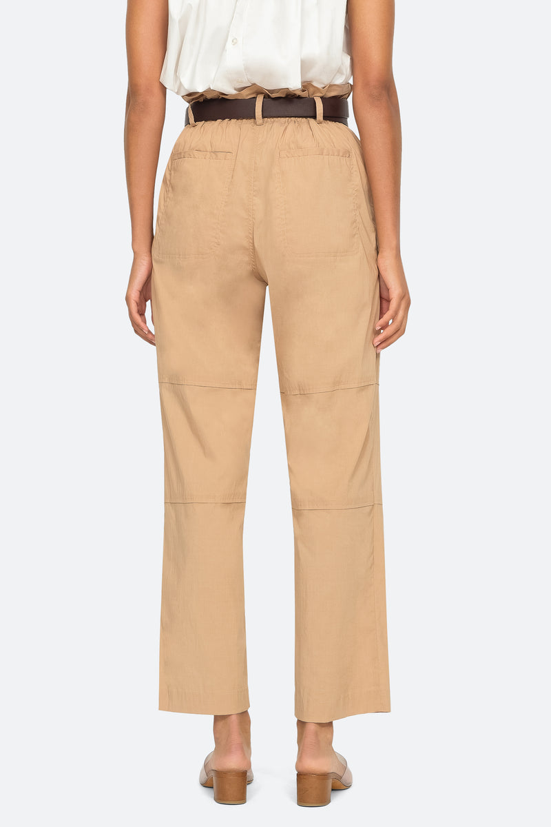 Khaki - Scott Pant Back View 4