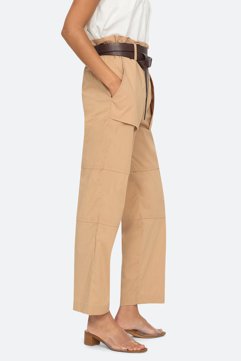 Khaki - Scott Pant Side View 3