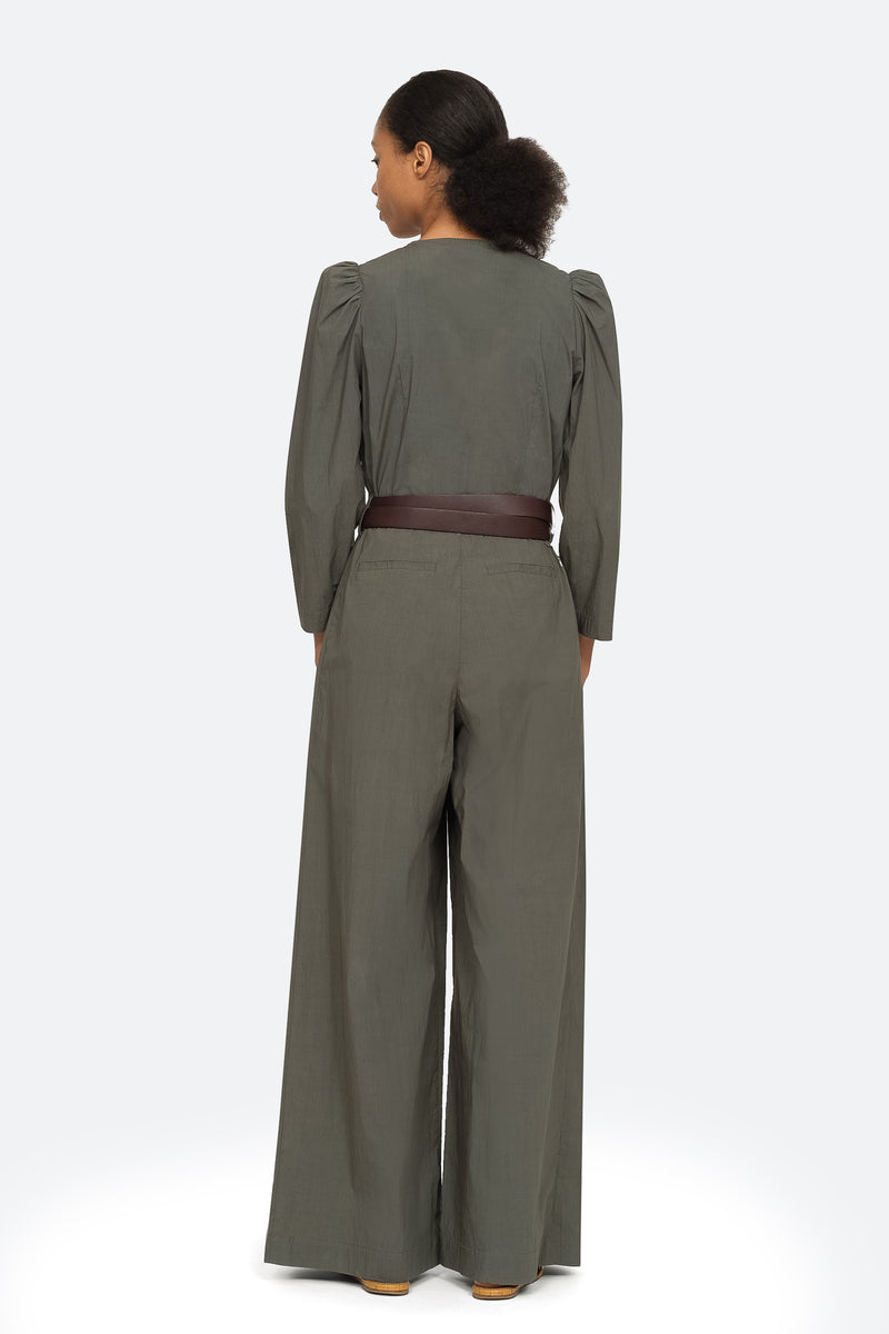 Forest - Scott Jumpsuit Back View 3