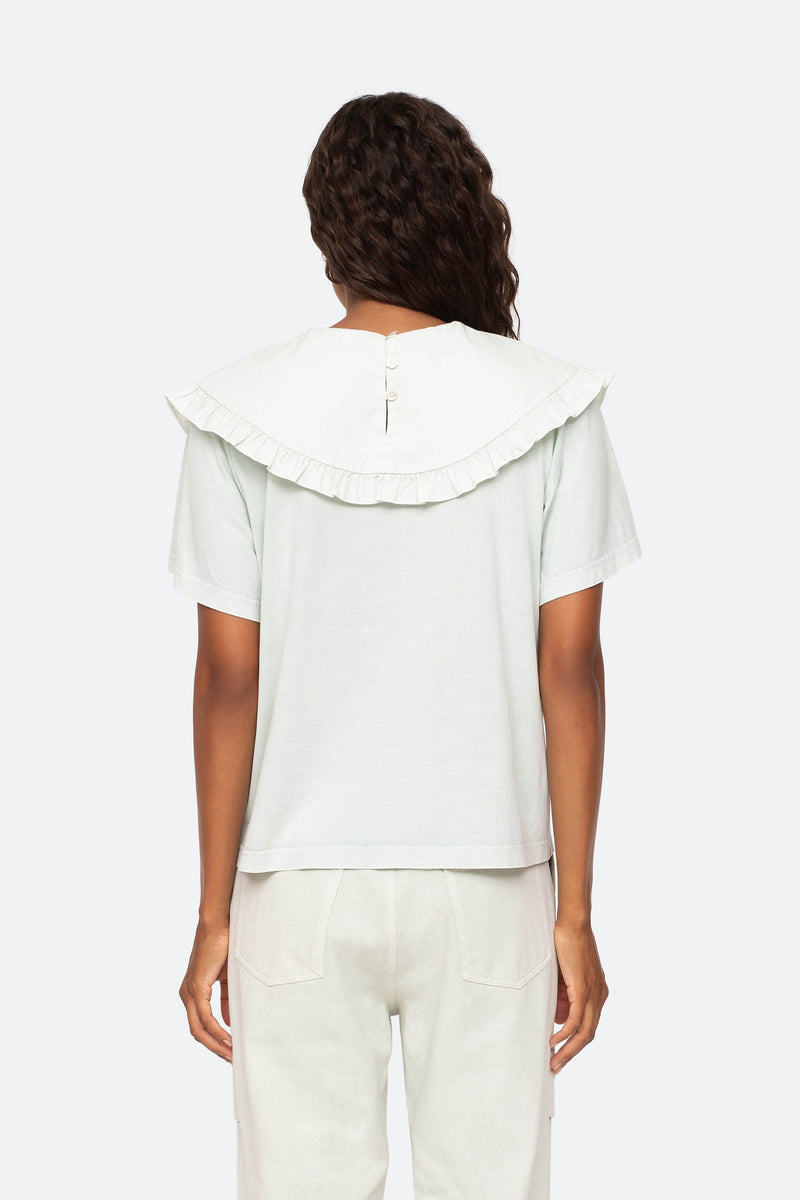 Eucalyptus-Hildur T-Shirt-Back View 8