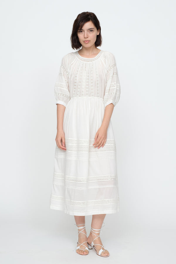 Aster Day Dress