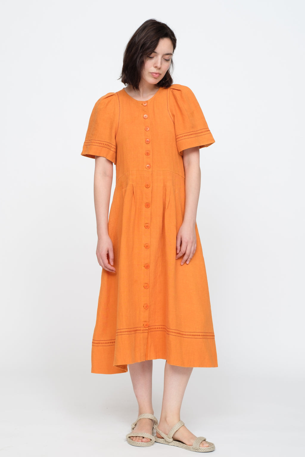 Cici Shirt Dress