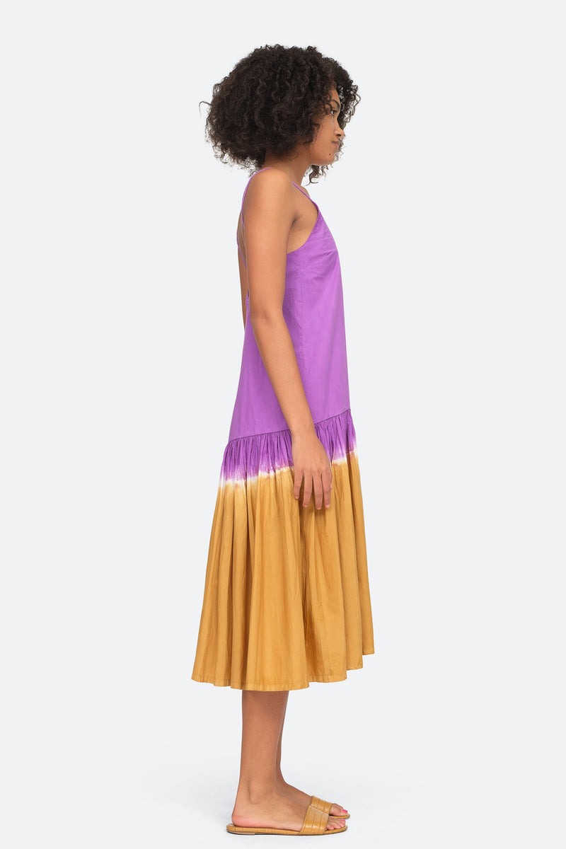 Honey - Zelda Slip Dress Side View 3