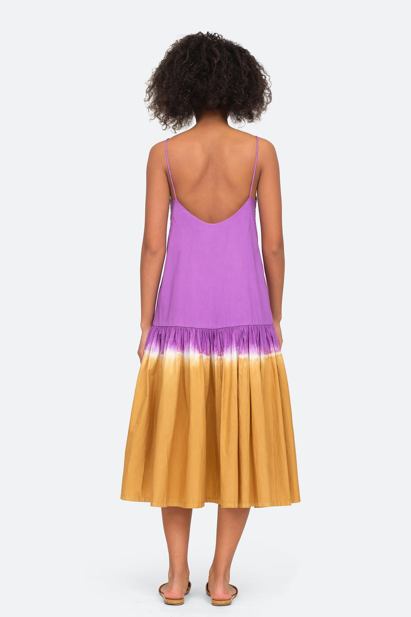 Honey - Zelda Slip Dress Back View 2