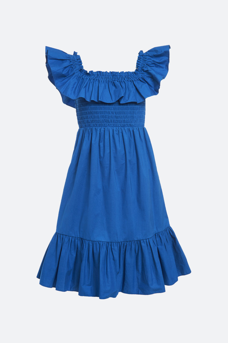 Royal-Varsha Kids Dress-Flat View 2