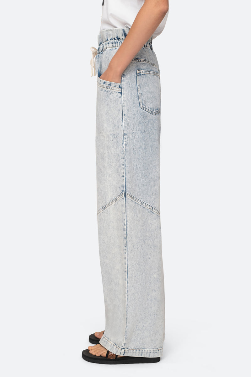 Blue-Dax Jeans-Side View 7