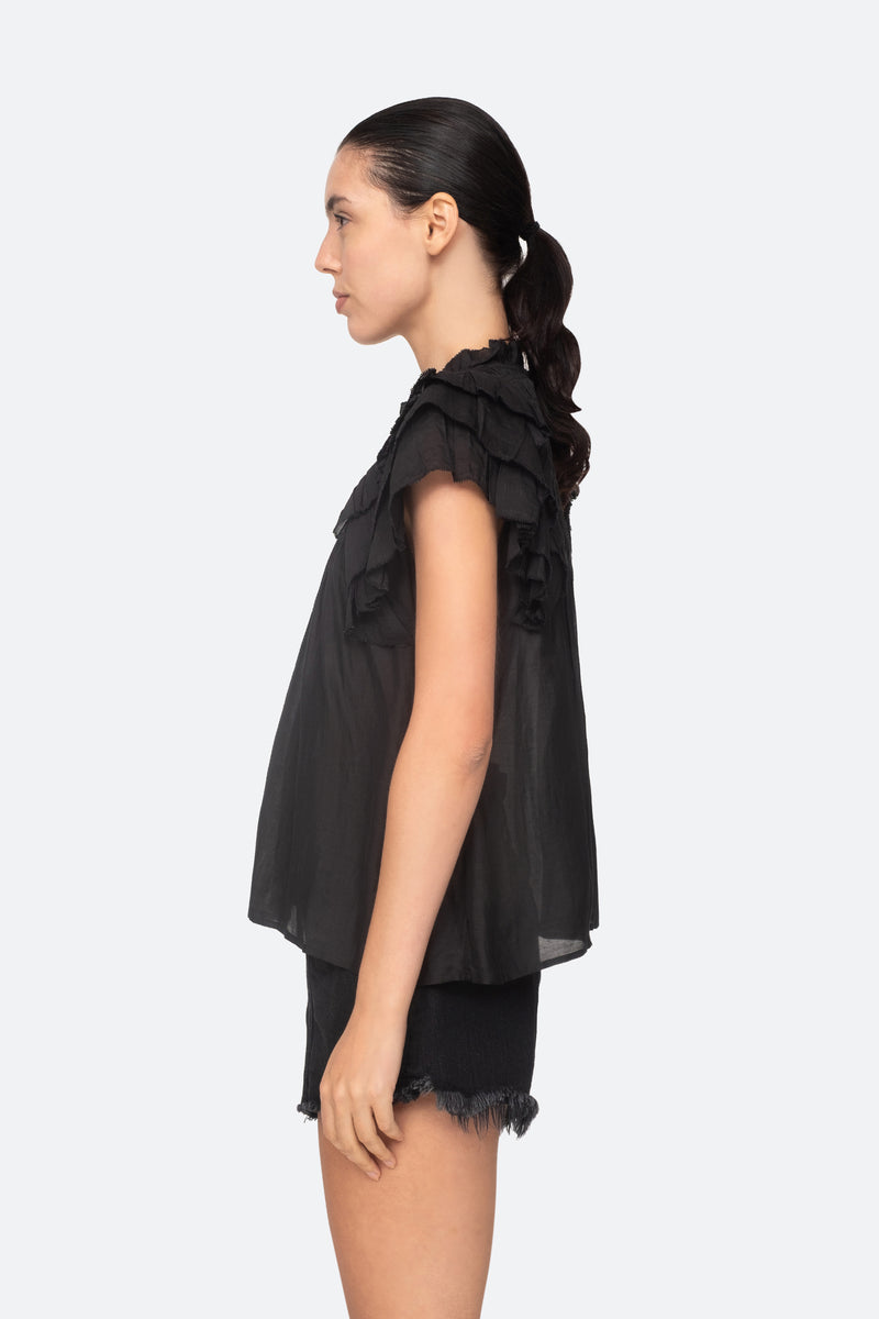 Black-Eleanor Top-Side View 3