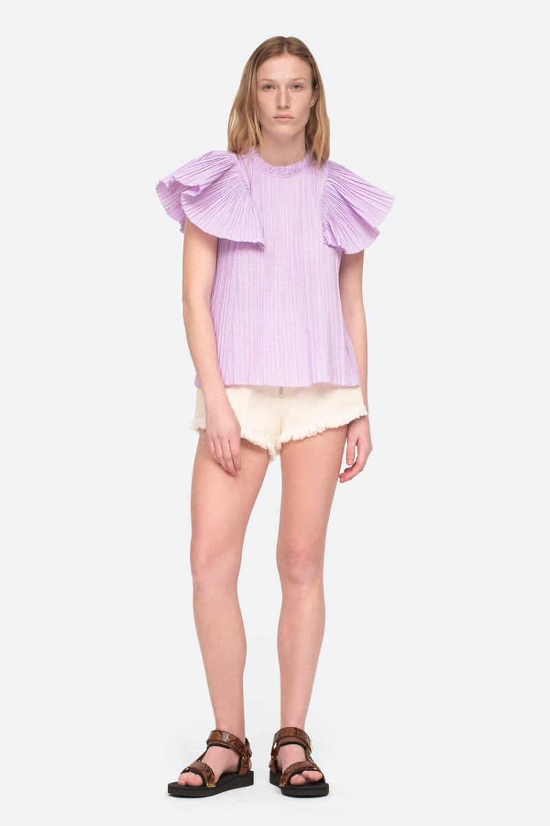 Lilac-Bailey Top-Full Body View 4