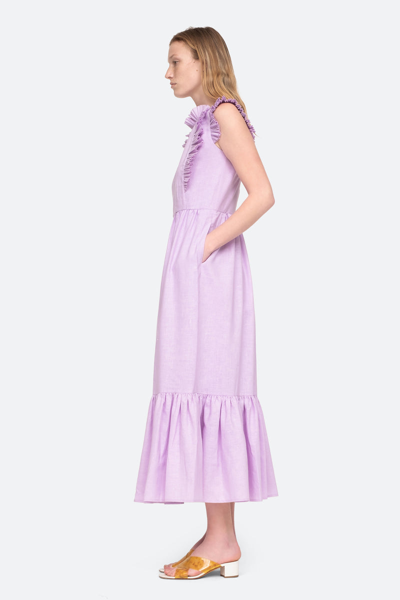 Lilac-Bailey Maxi-Back View 5