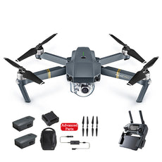 DJI Mavic Pro Camera Drone (Combo Pack)