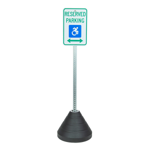 Portable Sign Base