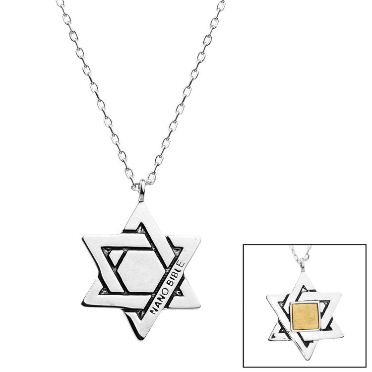 Star of David - WearABible Jewelry