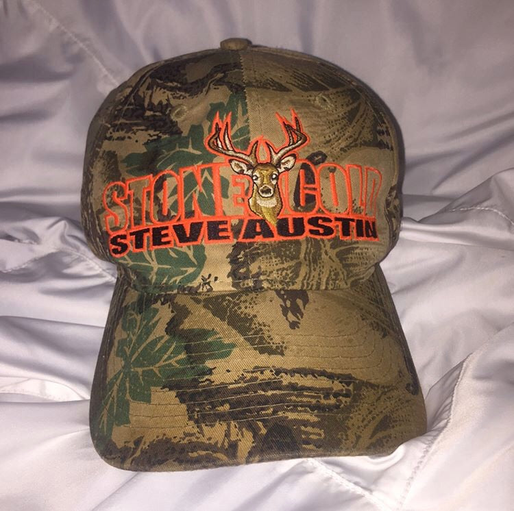Stone Cold Camouflage Cap
