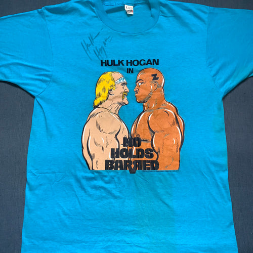 WWF No Holds Barred Tee