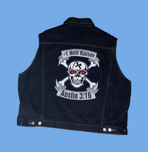 WWF Stone Cold 1999 Denim Vest