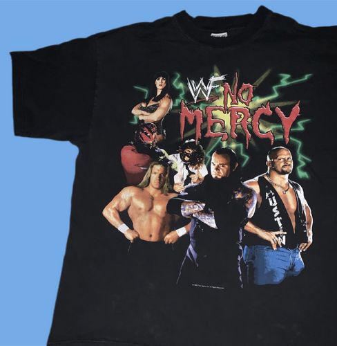 WWF 1999 No Mercy Tee