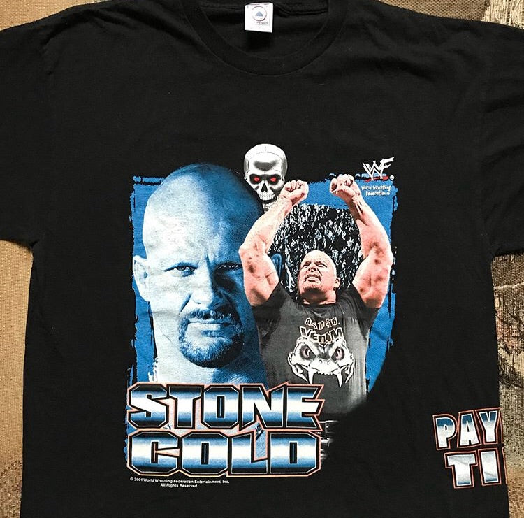 Stone Cold Double Sided DTA Tee