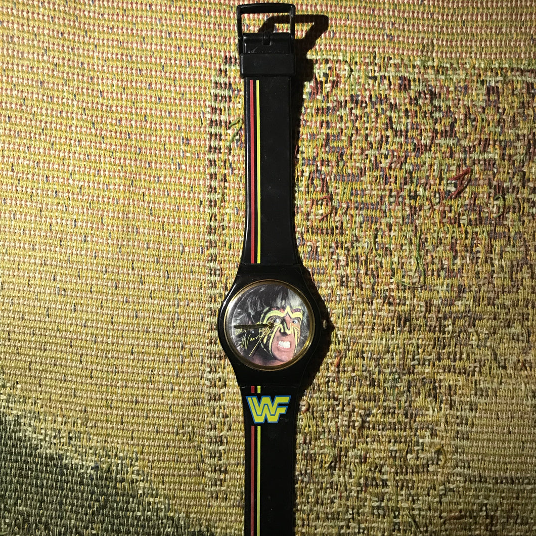 Ultimate Warrior Wrist Watch