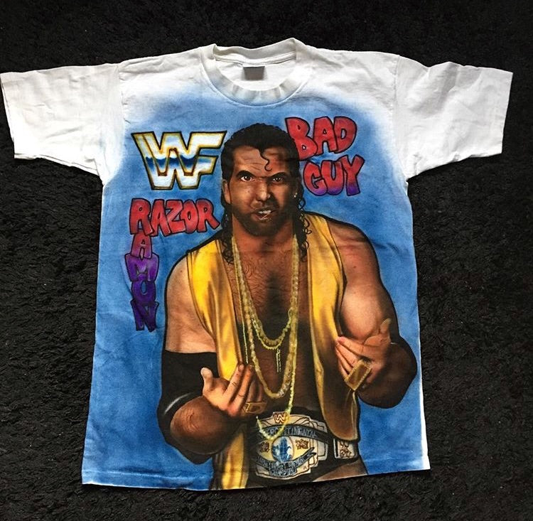 Razor Ramon Graffiti Tee